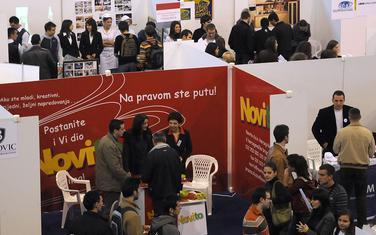 Mladi traže bolje uslove za rad i život: Sa ranijeg sajma zapošljavanja