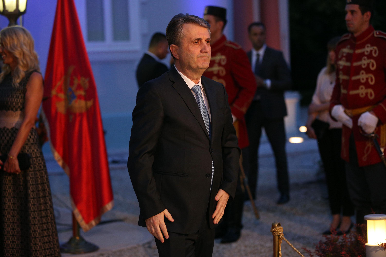 Đukanović je kazao da je Berlinskim kongresom 1878. okončana jedna velika oslobodilačka i državotvorna epoha u crnogorskoj istoriji. (foto: Filip Roganović)