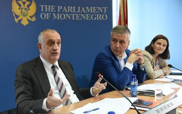 Čelnici Odbora za antikorupciju i Peković