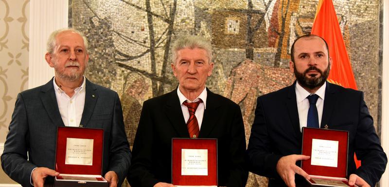 Perović, Šekularac i Goranović
