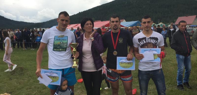 Nagrađeni skakači u dalj