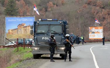 Kosovska policija: Ilustracija