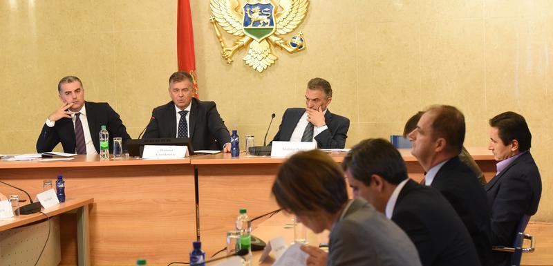 Jedna od dvije sjednice odbora