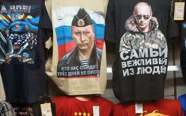 Za Putinove obožavatelje