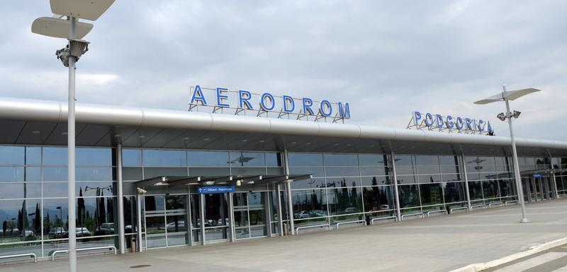 Posljednji tender bio 2015: Aerodrom Podgorica