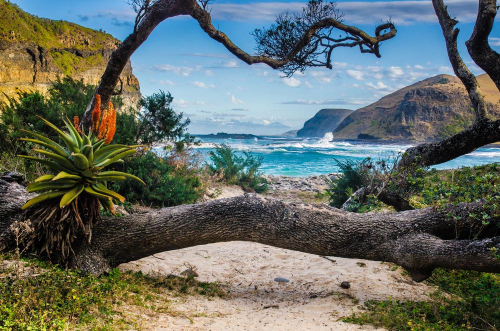 Coffee Bay, Južna Afrika (foto: Shutterstock)
