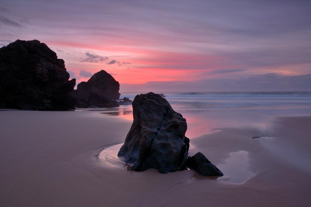 Magoito beach, Portugalija<br> (foto: Shutterstock)