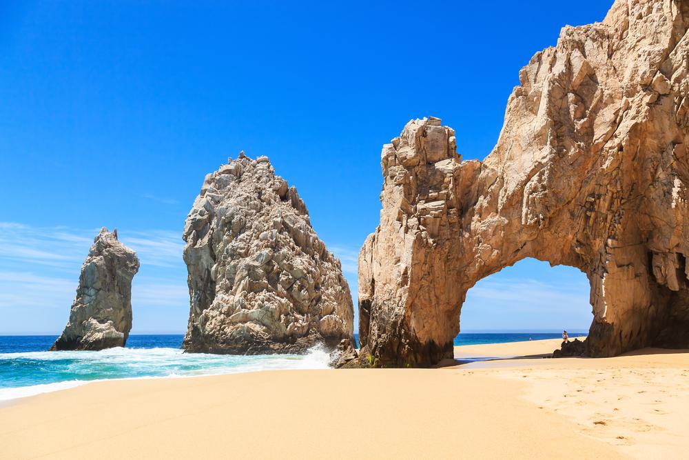 San Lucas Los Arcos, Meksiko (foto: Shutterstock)