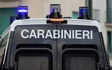 Vozilo italijanske policije: Ilustracija