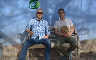 Povratnici i nova imena: Hav Gelb (lijevo) i M. Vord