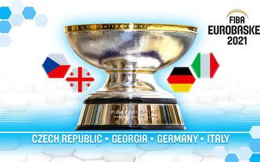 Eurobasket će se treći put održati u četiri zemlje