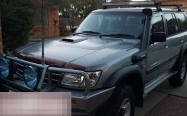 Policija je objavila fotografiju džipa koji su deca ukrala
