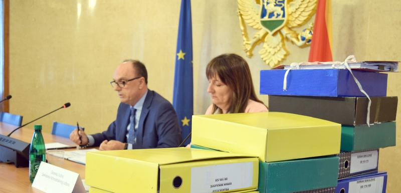 Pravna rasprava zakazana za 18. juli: Administrativni odbor