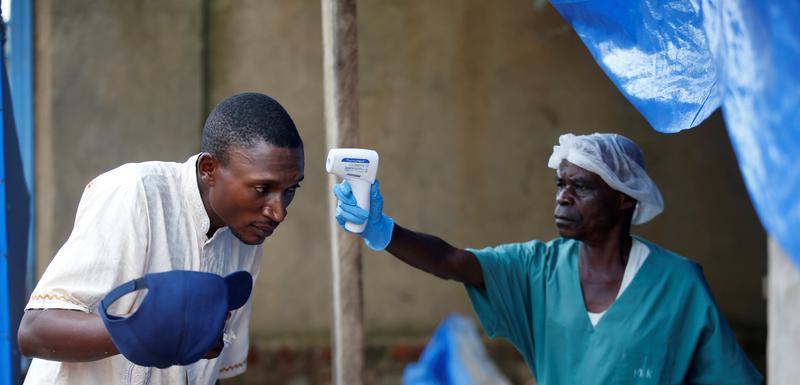 Prvi slučaj ebole potvrđen u Gomi