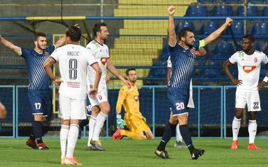Zeta je u Podgorici uspjela da postigne gol protiv favorita