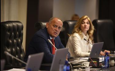 Potpredsjednik Vlade i ministar poljoprivrede i ruralnog razvoja Milutin Simović