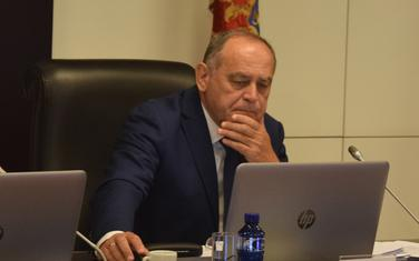 Podsticaj poljoprivrede i drvoprerade: Ministar poljoprivrede Milutin Simović