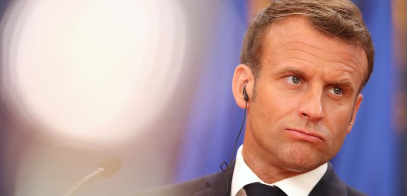Francuska se ponovo angažuje na Balkanu: Makron čestitao Dan državnosti