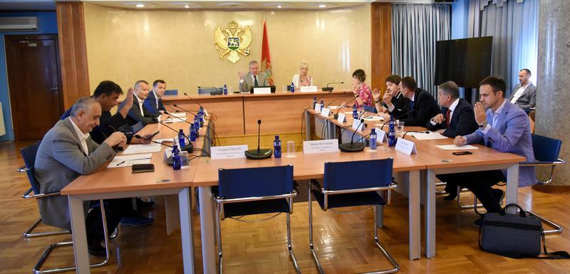 Sa sjenice odbora