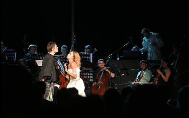 Muzičko-teatarski spektakl oduševio publiku