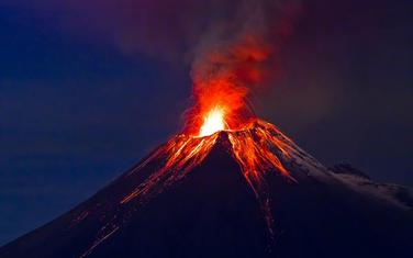 Vulkan: Ilustracija