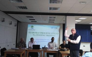 Sa jučerašnje javne rasprave u Pljevljima