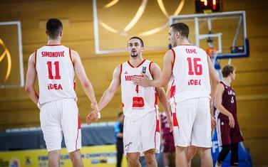 Marko Simonović, Igor Drobnjak i Janko Čepić