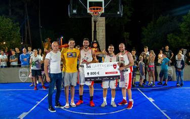 Pobjednička ekipa turnira u Bijelom Polju