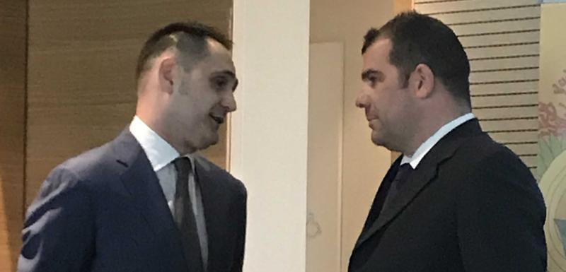 Radulović i Krapović (arhiva)