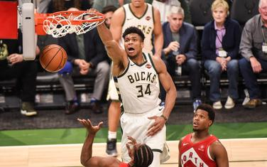 Detalj iz NBA lige