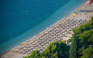Metodologija brojanja turista se često mijenja i proširuje: Slovenska plaža