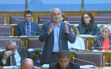 Bulatović u Skupštini