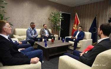 Sa sastanka u Ministarstvu sporta