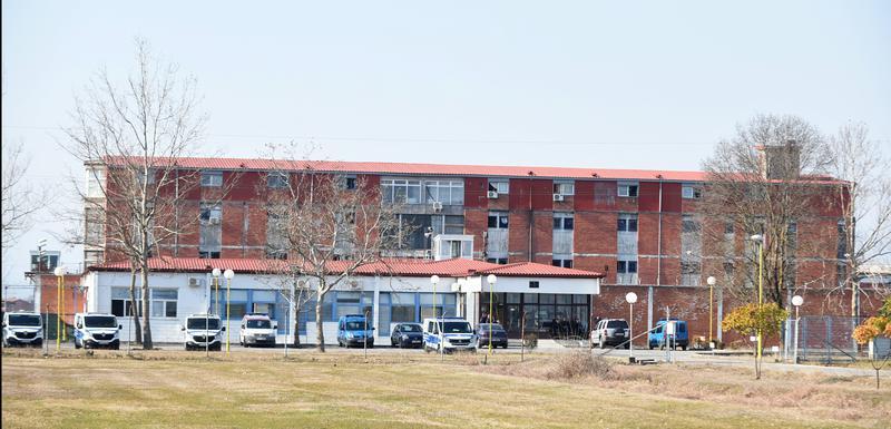 Zgrada Uprave za izvršenje krivičnih sankcija u Spužu