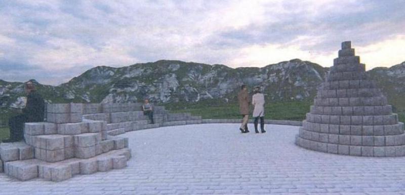 Idejno rješenje spomenika