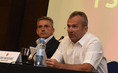 Vodili pregovore sa potencijalnim kandidatima:  Đurđevac i Savićević