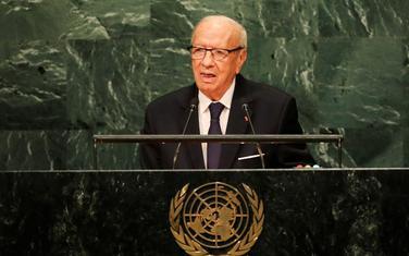 Esebsi u obraćanju UN-u