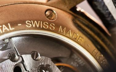 Proizvedeno u Švajcarskoj