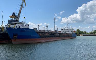 Zaplijenjeni ruski tanker