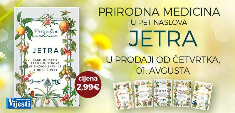 Knjiga Prirodna medicina - Jetra