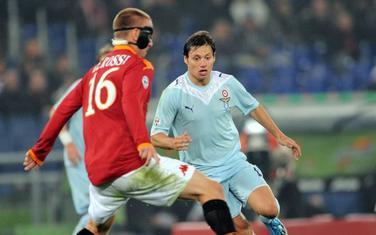 Nekada rivali, sada saigrači: De Rosi i Zarate