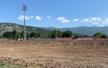 Rekonstrukcija terena