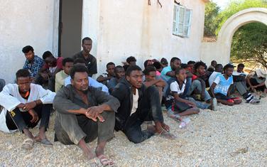 Migranti koji su spašeni
