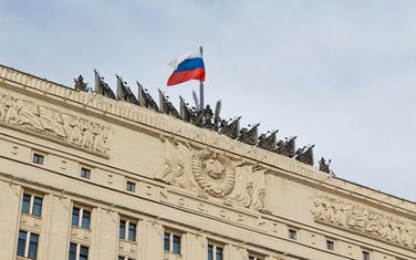 Ministarstvo odbrane Rusije