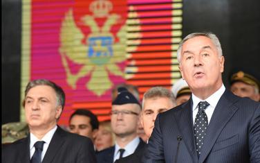 Vujanović sa visokim državnim zvaničnicima
