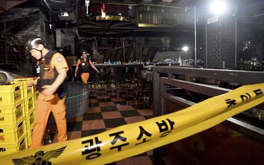 Noćni klub u kome se dogodila nesreća