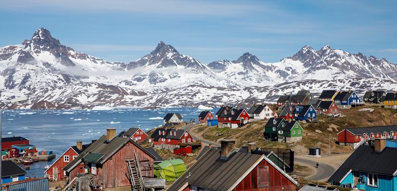 Rekordne temperature prijete ledenom pokrivaču: Grenland