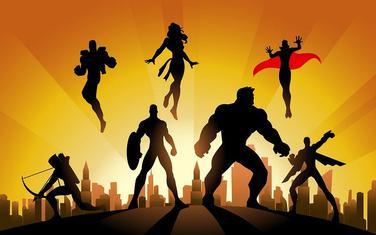 Superheroji već nekoliko milenijuma spašavaju svet