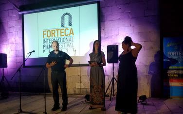 Sa otvaranja festivala u Perastu