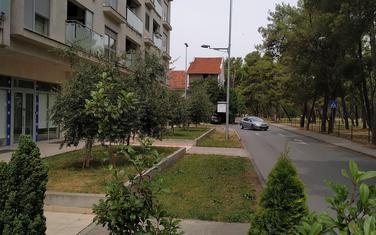 Zgrada u ulici Baku